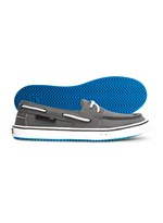 Zhik ZK BoatShoe Grey and Cyan CLEARANCE