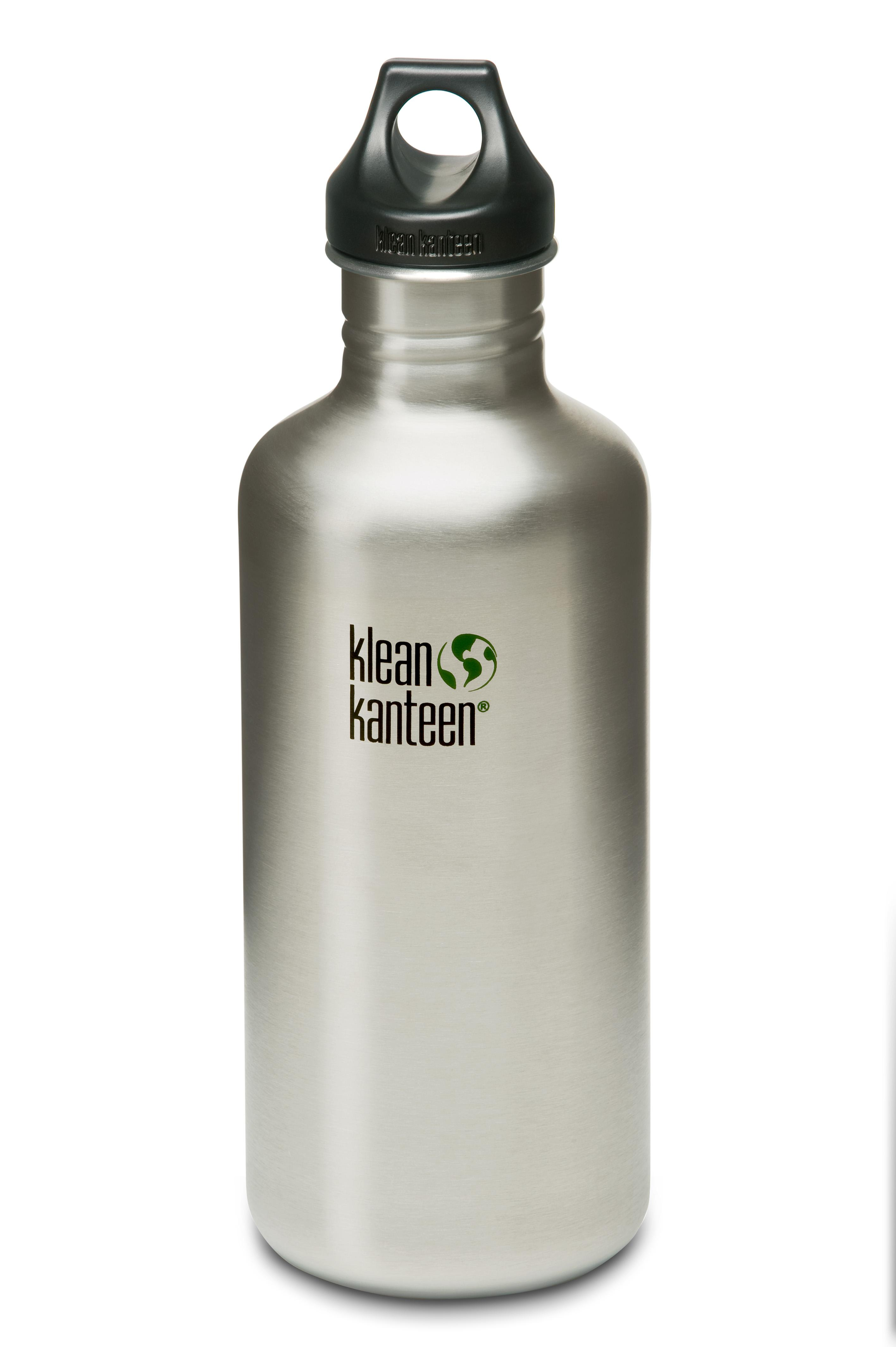 Klean Kanteen Classic 40 Oz 1182 Ml Brushed Stainless Best