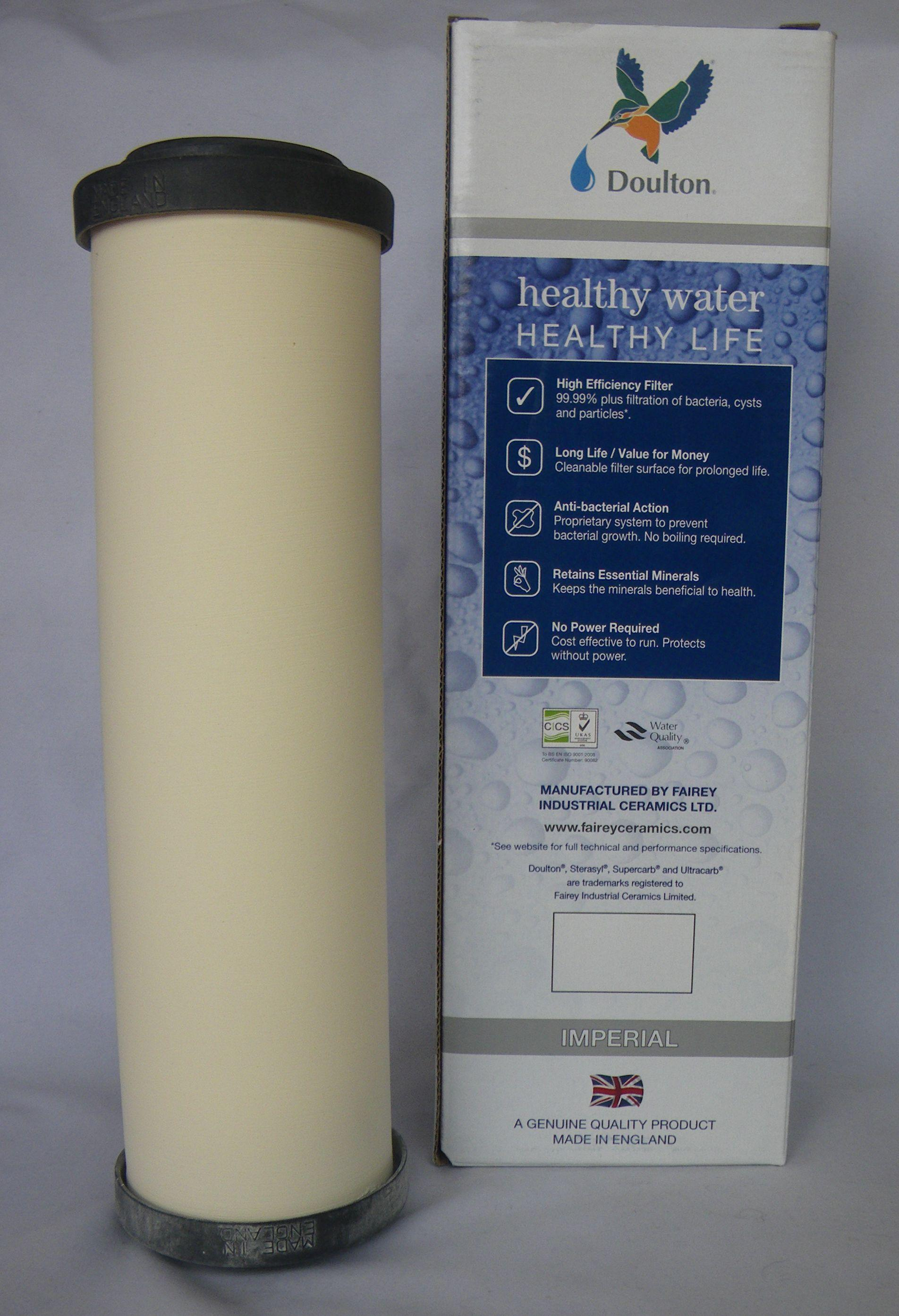 Doulton Sterasyl Imperial 10 Quot Ceramic Water Filter