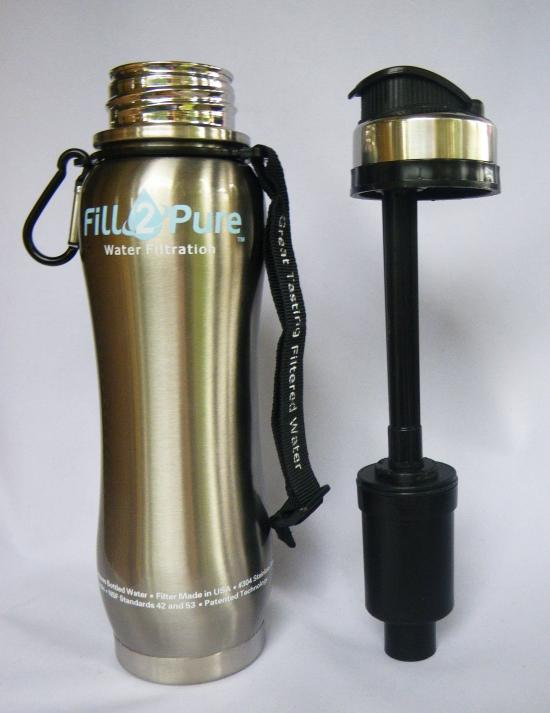 Fill2pure Replacement Filter For Fill2pure 800 Ml Water