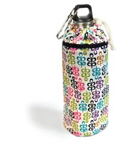Keep Leaf Clover Small Organic Insulated Bottle Bag for 380 ml to 600 ml Bottles