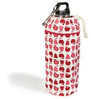 Keep Leaf  Small Fruit Organic Insulated Bottle Bag for 380 ml to 600 ml Bottles