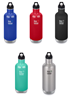 Klean Kanteen 32 oz 946 ml Insulated Classic Stainless Steel Bottle - Choice of Designs