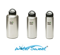 Klean Kanteen Wide 64 oz 1900 ml, 40 oz 1182 ml, 27 oz 800 ml - Choose a size