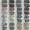NAIL ART STICKERS - 3D BLING / RIPPLE new