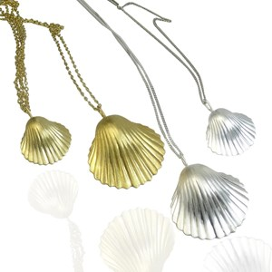 The Shell Pendants