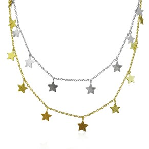 The Star Light, Star Bright Necklace