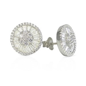 The Supercharged Baguette Studs