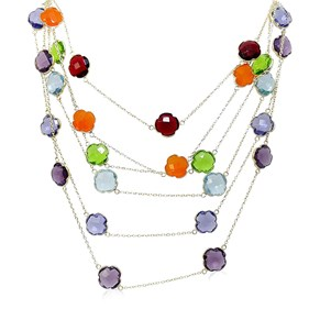 The Rainbow Mix & Match Short Necklace