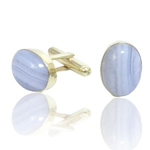 The Heavenly Gold Cufflinks
