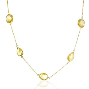 The Citrine Dream Necklace