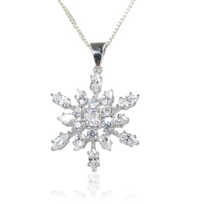 The Fabulous Snowflake Pendant