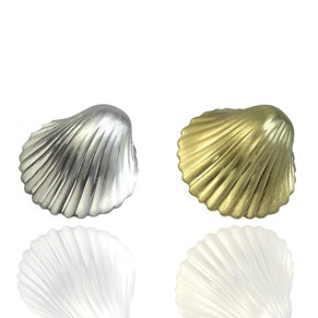 The Fabulous Shell Stud Earrings