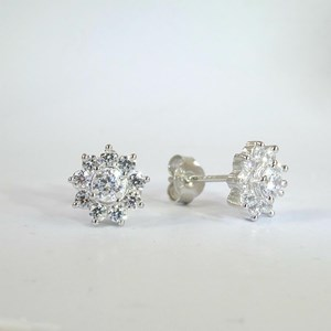The Darling Little Flower Studs