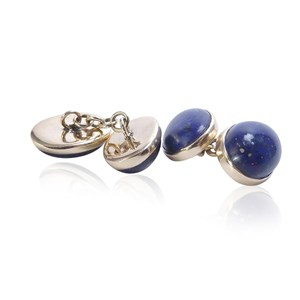 SOLID GOLD Heavenly Cufflinks