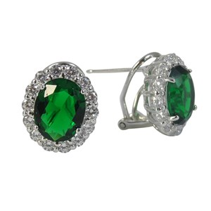The 'Emerald' Studs