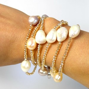 The Three-in-one Pearls