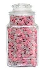 Fizzy Cherry Cola Bottles - 175g