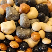 Chocolate pebbles 100g