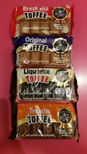 Walkers toffee assorted varieties 100g