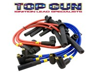 Top Gun Pro Racing Ignition Leads 10mm VP VN VR VS V8