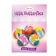 Little Butterflies, Easter craft kit