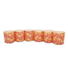 Russian Golden Ornaments, <br> Easter Baking Paper Pans