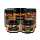 MUSCLE WARFARE STACK  NMDA-MOAB-NUKE-NAPALM-THERMOFUSE