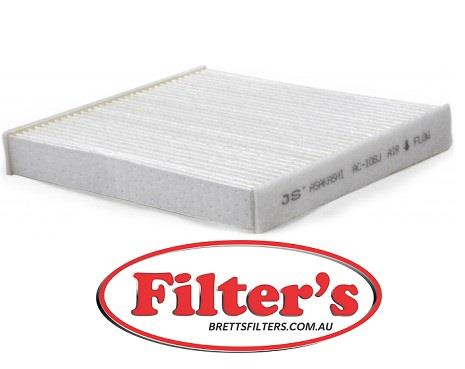 Ac108j cabin air filter for toyota v8 turbo diesel for Lexus is250 cabin air filter