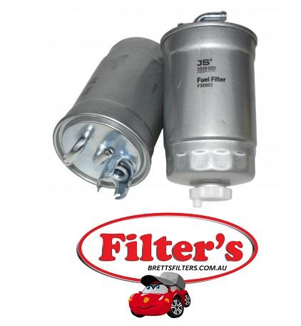 fs0003 fuel filter volkswagen golf cabriolet fuel supply sys aug 95~may 98  1 9 l