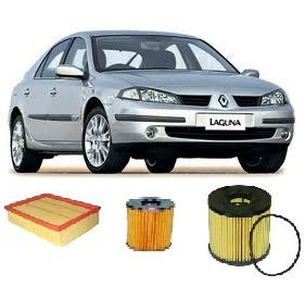 kit2317 filter kit renault laguna x91 2 2l dci 2006 2007 turbo diesel 4cyl g9td crd dohc 16v oil. Black Bedroom Furniture Sets. Home Design Ideas