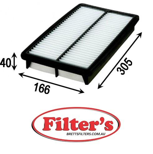 A AIR FILTER ACURA MDX Air Supply Sys Jan L YD JA - Acura mdx air filter
