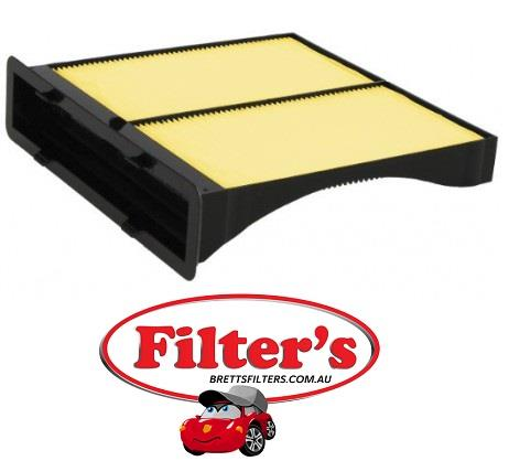 Ryco Cabin Air Particle Filter FOR SUBARU XV RCA183P