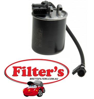 fsd31098 fuel filter azumi mercedes-benz c-class : c 250 nov 08~ w204 om  651 911 mercedes-benz e-class : e 200 sep 09~ 2 0 l w212 om 651 925  mercedes-benz