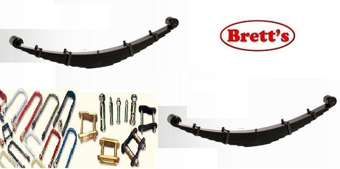 10700 108kit Front Spring Pack Up Grade Hino Fd1j Gd1j 1996 2008 Ranger Pro From Parabolic To