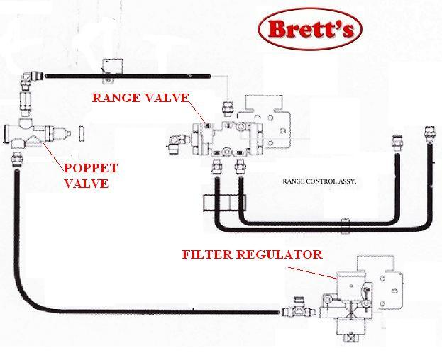 eaton fuller air line diagram  eaton  free engine image for user manual download Studebaker Engine Specs 58 Studebaker Engine