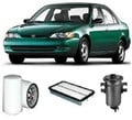 KIT9008 FILTER KIT TOYOTA COROLLA AE101 1.6L 4AFE AE102 AE112 1.8L 7AFE HOLDEN NOVA LG 1994-2001 OIL FUEL AIR  FILTER FILTERS