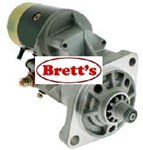 15250.061 STARTER MOTOR HINO FD1J FD FD1 GD GD1 GT1J GD1J DUTRO 1996- J08C J07C   XZU FC4J RANGER 5 J05C 2003-2008  FT1J 5Z    FF1J     FG1J RANGER 9   FL1J   FM1J 14  2003-2008  THIS IS NEW NOT SECOND HAND NOT RECONDITIONED 14001.012