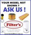 KITF0ZZ FILTER KIT TO SUIT YOUR MODEL FOTON OIL AIR BY-PASS FUEL LUBE SERVICE KIT