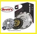 DMR2610N DMR2610 CLUTCH KIT PBR HYUNDAI ILOAD 02/2008- 2.5L 2.5 Ltr Tdi 5 Speed D4CB IMAX 02/2008- 2.5L 2.5 Ltr Tdi 5 Speed D4CB Ci    DUAL MASS TO SOLID FLYWHEEL CONVERSION  R2610 R2610N CLUTCH INDUSTRIES FREE SHIPPING*