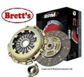 RPM1892N RPM1892 ORGANIC LEVEL 1 CLUTCH KIT RPM   KIA CERES 1994-2000 2.2L 2.2 Ltr Diesel  02/00 S2   PBR Ci CLUTCH INDUSTRIES Clutch systems are a stronger more capable clutch  upgraded from standard specifications FREE SHIPPING* R1892 R1892N