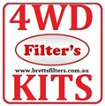 KITZZZZ BRETTS FILTERS 4WD FILTER KIT 4X4 YOUR MODEL NOT LISTED ? ASK ! OIL FUEL AIR LUBE SERVICE SET KIT