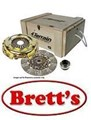 4T1039N  CLUTCH KIT PBR Ci Toyota Landcruiser BJ71  3.4 litre Turbo Diesel  13BT engine 1/1985 to 12/1989  BJ74  3.4 litre Turbo 13BT engines 1/1986 to 12/1990  4Terrain Clutch Kits are a strong  durable and tough clutch FREE SHIPPING*   R1039 R1039N