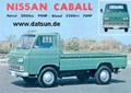 CABALL  NISSAN CLUTCH KIT