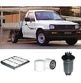 KIT3034 FILTER KIT MITSUBISHI COMMERCIALS TRITON MH / MJ - 3L  3.0L PETROL 6G72 - 1990-1996