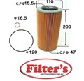 OE256J  OIL FILTER NISSAN UD (TRUCKS & BUSES) CW50/CW51 - RD8 NISSAN UD (TRUCKS & BUSES) TW50 - RD8 - 1974-1980   FO1557 R2404P R2404 JO.957 CAR TRUCK TRACTOR EXCAVATOR BOAT BOBCAT  FILTERS