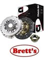 R1117N R1117 CLUTCH KIT PBR Ci Toyota Landcruiser FJ62 FJ70 FJ73 FJ75 FJ80 4.0 Ltr (3F) 02/90-08/92 CLUTCH INDUSTRIES CLUTCH KIT FREE SHIPPING*
