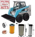 KITT502 FILTER KIT TO SUIT TOYOTA 4SDK5 Filter Kit SKID STEER TOYOTA HUSKI OIL AIR  FUEL LUBE SERVICE KIT   Toyota - 4SDK5 - Engine: Toyota