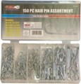 GKA132 150 PCE R CLIP KIT METRIC HAIR 43141 A complete collection of replacement hair pins  GRAB KIT SET