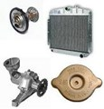 FSR 1984-1986 COOLING ISUZU TRUCK PARTS